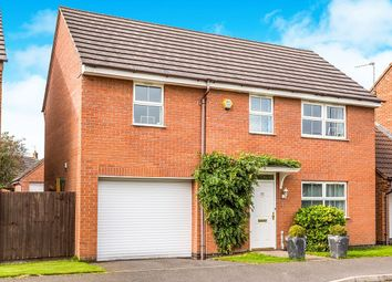 Thumbnail 4 bed detached house for sale in Chandlers Croft, Ibstock
