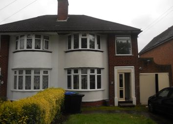 Thumbnail 3 bedroom property to rent in George Road, Great Barr, Birmingham