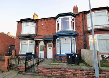 Thumbnail 2 bed terraced house for sale in Rockliffe Road, Middlesbrough