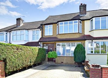 Thumbnail 3 bed terraced house for sale in Esher Avenue, Cheam, Surrey