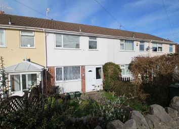 Thumbnail 3 bed terraced house for sale in Overhill, Pill, Bristol