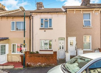 Thumbnail 3 bed terraced house for sale in Albany Road, Chatham, Kent