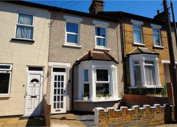 Thumbnail 3 bed terraced house for sale in Gordon Road, Belvedere