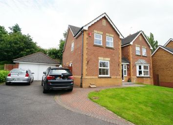 Thumbnail 4 bed detached house for sale in The Glen, Langstone, Newport