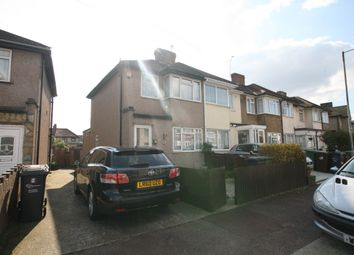 Thumbnail 3 bedroom semi-detached house to rent in Second Avenue, Dagenham, Essex