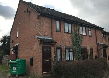Thumbnail 1 bed flat to rent in Hammet Close, Hayes