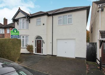 Thumbnail 5 bed detached house for sale in Teign Bank Road, Hinckley