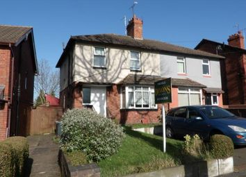 Thumbnail 3 bed semi-detached house for sale in Manor Road, Smethwick, West Midlands