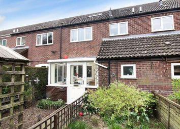 Thumbnail 4 bedroom terraced house for sale in Middleton Crescent, New Costessey, Norwich