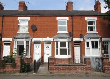 Thumbnail 2 bed terraced house for sale in Enderby Road, Blaby, Leicester