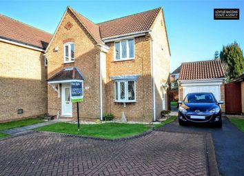 Thumbnail 3 bed property for sale in Rockingham Crescent, Grimsby