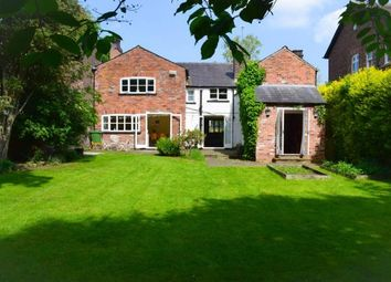 Thumbnail 4 bed link-detached house for sale in Knutsford Road, Alderley Edge, Cheshire