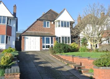 Thumbnail 3 bed detached house for sale in Eachelhurst Road, Sutton Coldfield
