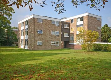 Thumbnail 2 bed flat for sale in Camberley Towers, Upper Gordon Road, Camberley, Surrey