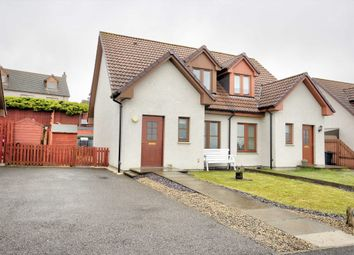 Thumbnail 2 bed semi-detached house for sale in 17 Woodside Brae, Westhill, Inverness