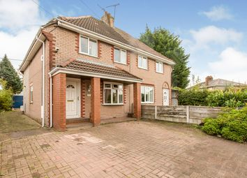 Thumbnail 2 bed semi-detached house for sale in Central Road, Rudheath, Northwich, Cheshire