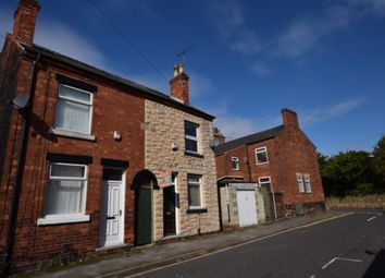 Thumbnail 3 bedroom end terrace house to rent in Lindley Street, Mansfield