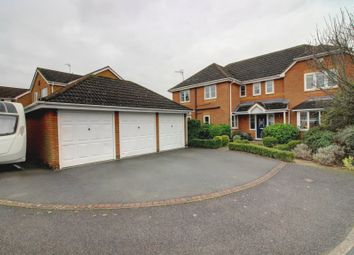 Thumbnail 5 bed detached house for sale in Maura Close, Whetstone, Leicester