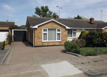 Thumbnail 2 bed bungalow for sale in Long Meadow Drive, Wickford