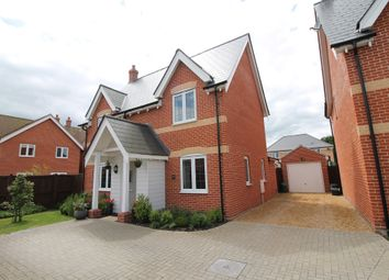 Thumbnail 4 bed detached house for sale in Braeburn Road, Great Horkesley, Colchester
