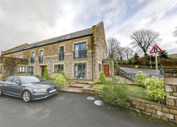 Thumbnail 5 bed town house to rent in Riverbank Mews, Loveclough, Rossendale