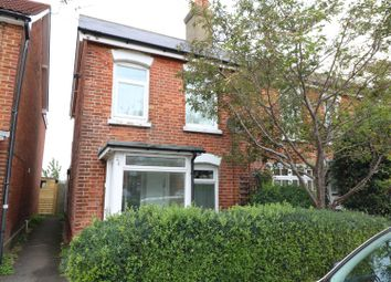 Thumbnail 2 bedroom terraced house for sale in Cromwell Road, Southbourne, Bournemouth