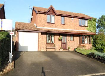 Thumbnail 4 bed detached house for sale in Blair Grove, Sandiacre, Nottingham
