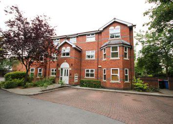 Thumbnail 2 bed flat for sale in Queenscroft, Victoria Road, Ellesmere Park