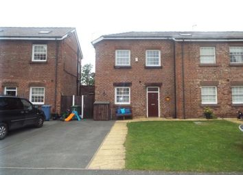 Thumbnail 2 bed semi-detached house for sale in Clocktower Drive, Liverpool, Merseyside, England