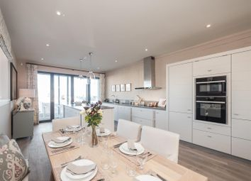 Thumbnail 2 bed flat for sale in Royal Wharf, Edinburgh