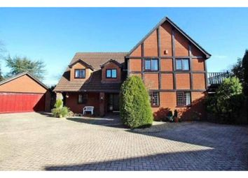 Thumbnail 5 bed detached house for sale in 4 The Paddocks, Groesfaen