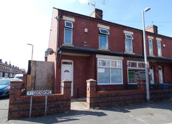 Thumbnail 3 bed end terrace house for sale in Glendore, Salford, Manchester, Greater Manchester