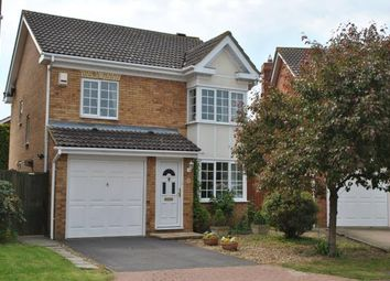 Thumbnail 3 bed detached house for sale in Foxglove Drive, Biggleswade, Bedfordshire