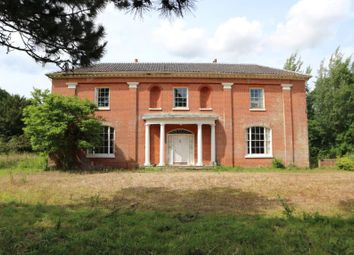 Thumbnail 7 bed detached house for sale in Reymerston Hall, Holl Lane, Reymerston, Norfolk
