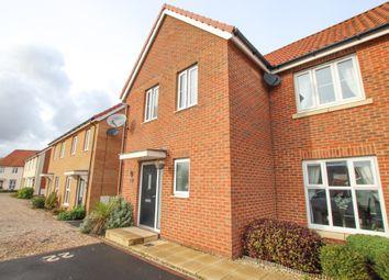 Thumbnail 2 bed semi-detached house for sale in Rowan Gardens, Mill Road, Hethersett, Norwich