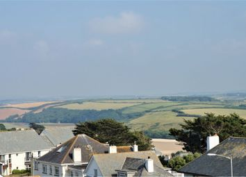 Thumbnail 2 bed flat for sale in The Point Pentire Avenue, Newquay