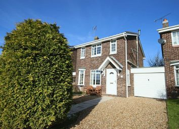 Thumbnail 3 bed link-detached house for sale in Brookhouse Way, Gnosall, Stafford