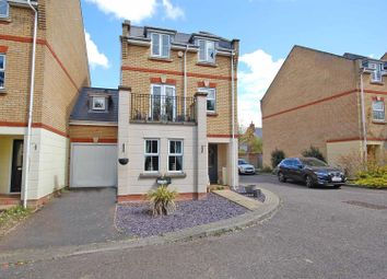 Thumbnail 4 bed link-detached house for sale in Thorington Close, Great Notley, Braintree