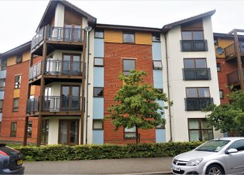 Thumbnail 1 bed flat for sale in 1 Clarke Close, Croydon