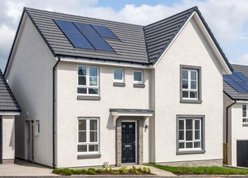 """Thumbnail 4 bedroom detached house for sale in """"Balmoral"""" at Meikle Earnock Road, Hamilton"""