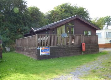 Thumbnail 2 bed lodge for sale in Eastgate, Weardale