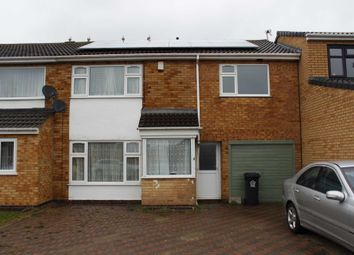 Thumbnail 4 bed semi-detached house to rent in Kilmelford Close, Leicester