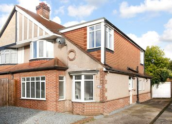 Thumbnail Semi-detached house for sale in Faraday Avenue, Sidcup