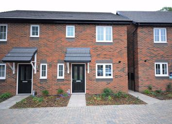 Thumbnail 3 bed semi-detached house to rent in Manor Grove, Creswell Manor, Stafford