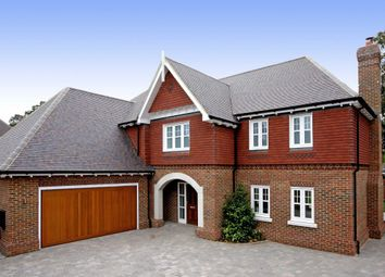Thumbnail 6 bed detached house for sale in Rectory Place, Hawkwood Lane, Chislehurst