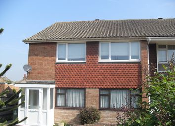 Thumbnail 2 bed maisonette to rent in Lydd Close, Sidcup