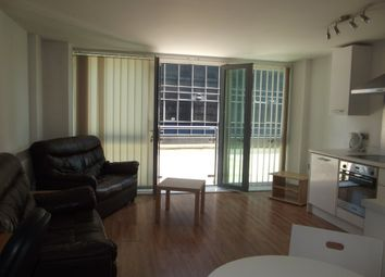 Thumbnail 1 bedroom flat to rent in Huntingdon Street, Nottingham