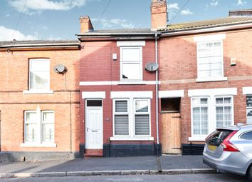 Thumbnail 2 bedroom terraced house for sale in Sherwin Street, Off Broadway, Derby