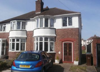 Thumbnail 3 bedroom semi-detached house to rent in Warstones Road, Penn, Wolverhampton