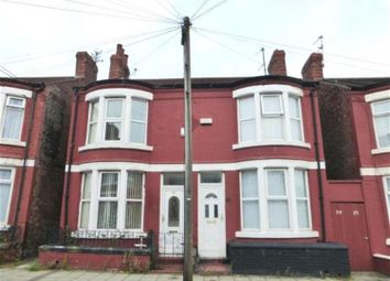 Thumbnail 2 bed terraced house to rent in Eastcroft Road, Wallasey